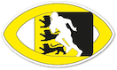Logo des American Football und Cheerleading Verbands Baden-Württemberg e. V.